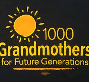 1000 Grandmothers logo