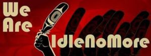 Idle No More logo